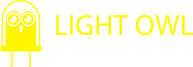 Light Owl Landscape Lighting Logo