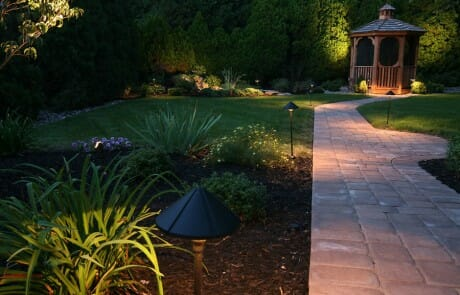 landscape lighting vancouver bc GVRD